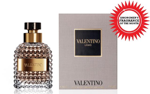 Above: Valentino, Uomo EDT