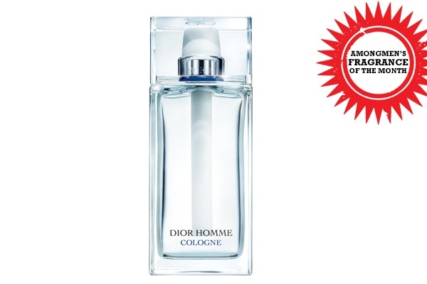 Above: Dior Homme Cologne