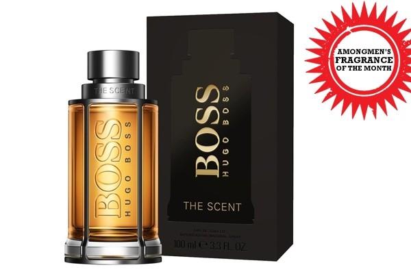 Above: Hugo Boss, Boss The Scent EDT