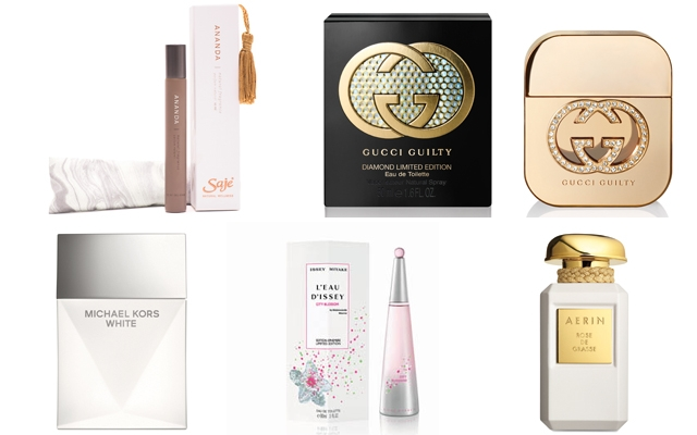 Above: 5 of our favourite scents for her this Valentine's Day