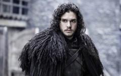 Above: Jon Snow (Courtesy: HBO)