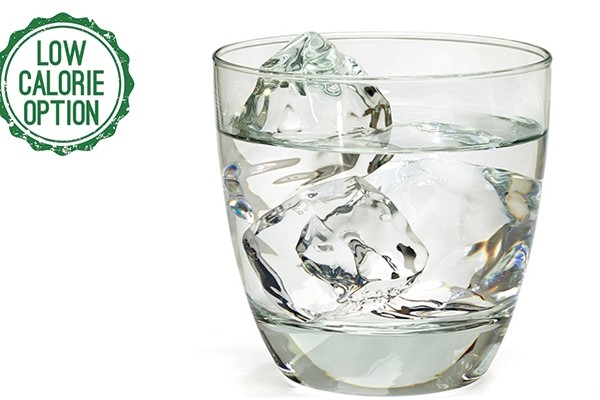 Healthy Bartender: Gin On The Rocks