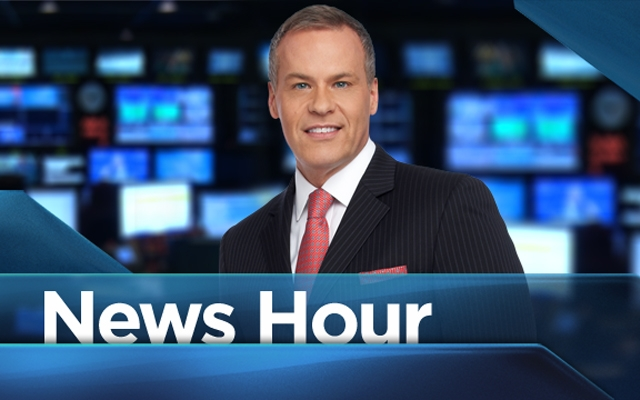 Above: Global TV anchor Leslie Roberts has been suspended