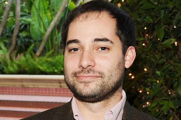 """Above: Harris Wittels, one of the executive producers of """"Parks and Recreation"""" died at his home from a possible drug overdose"""