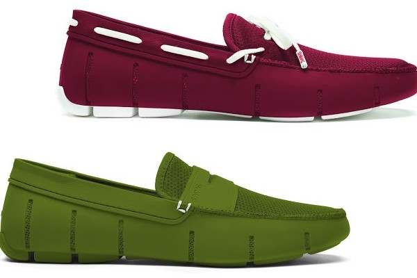 Swims exclusive colour collaboration with Harry Rosen for spring/summer 2013