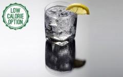 Healthy Bartender: Gin and Club Soda