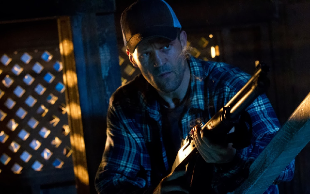Jason Statham defends his home and daughter in Homefront