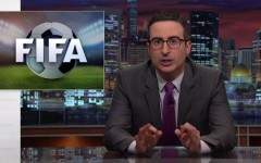 Above: HBO's 'Last Week Tonight' is a movement