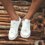 How To Clean Your White Chuck Taylors