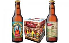 Above: Mill St. Brewery's seasonal sampler