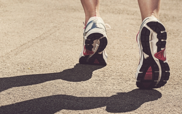 Above: Learn how to prevent chafing and blisters (Photo: Yeko Photo Studio/Shutterstock)