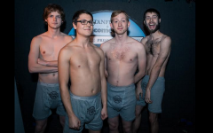 Above: Comedy foursome Humantown wins Stanfield + Comedy Exposed