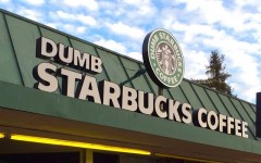 Above: Dumb Starbucks uses parody law to avoid prosecution