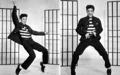 Above: January 8th marks what would have been Elvis Presley's 80th birthday