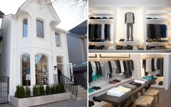Toronto's recently opened James Perse boutique is filled with summer essentials for guys