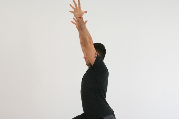 Learn how to complete a Jock Yoga flow (Photo credits: Glenn Gebhardt)
