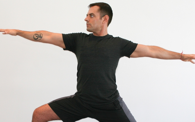 Learn how to strengthen your legs (Photo credits: Glenn Gebhardt)
