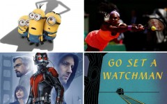 Above: The movies, music, books and games coming your way this July