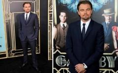 Leonardo DiCaprio at the Great Gatsby New York premiere
