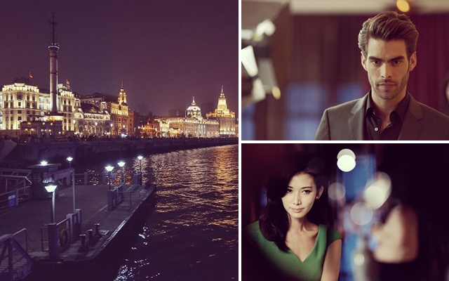 Watch the new Hugo Boss show as it happens in Shanghai on May 30th
