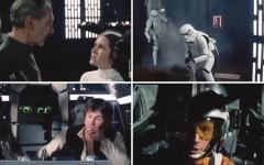 Lost 'Star Wars' blooper reel surfaces online (Screencapture: YouTube)