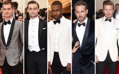 Met Gala 2014: Men On The Red Carpet