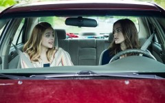 Above: Keira Knightley shines in Lynn Shelton's 'Laggies'