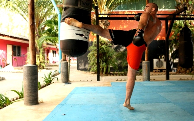 Get ready to punch, kick and work up a sweat on your next vacation