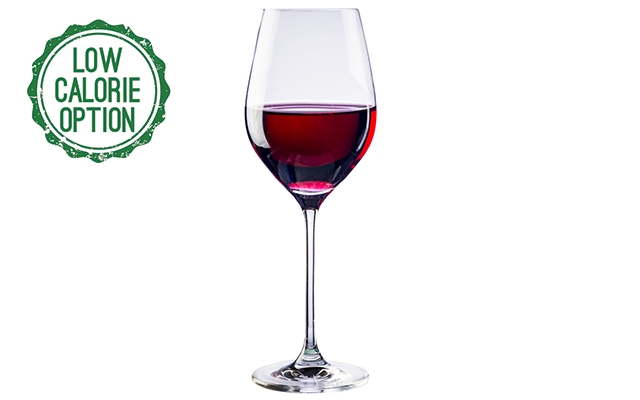 Healthy Bartender: Red Wine