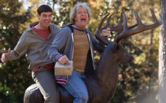 Jim Carrey and Jeff Daniels star in the unnecessary 'Dumb and Dumber To'