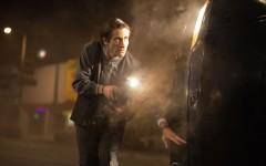 Above: Jake Gyllenhaal stars in Dan Gilroy's 'Nightcrawler'