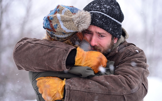 Above: Ryan Reynolds stars in Atom Egoyan's kidnapping thriller, 'The Captive'