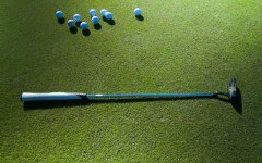 Above: The ClearBlade Putter (Photo: Mike Dojc)