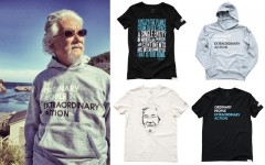 Above: David Suzuki and the Blue Dot Collection