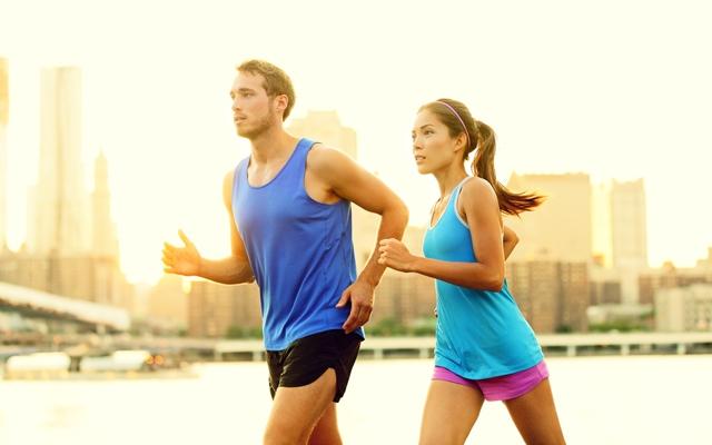 Running tips for the summer (Photo: Maridav/Shutterstock)