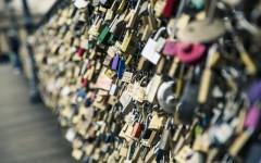 Above: Paris asks couples to post 'selfies' not 'love locks' on bridges (Photo: Shutterstock/ndphoto)