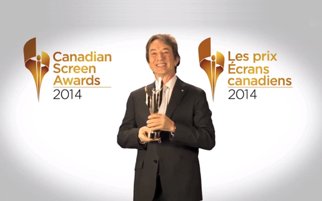 Martin Shorts is set to host the Canadian Screen Awards for the second time