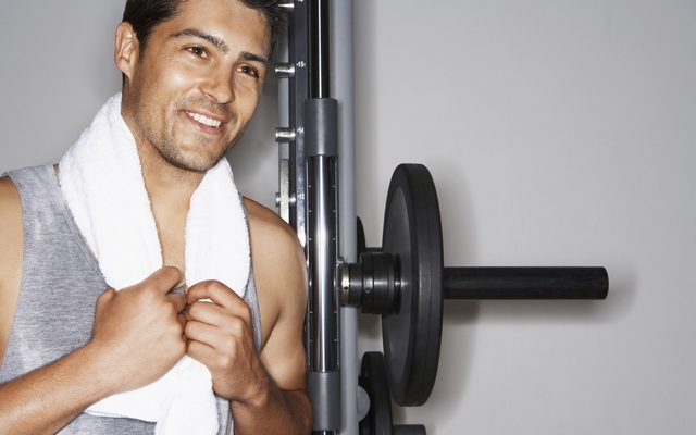 Smart post-workout routines (Photo: bikeriderlondon/Shutterstock)