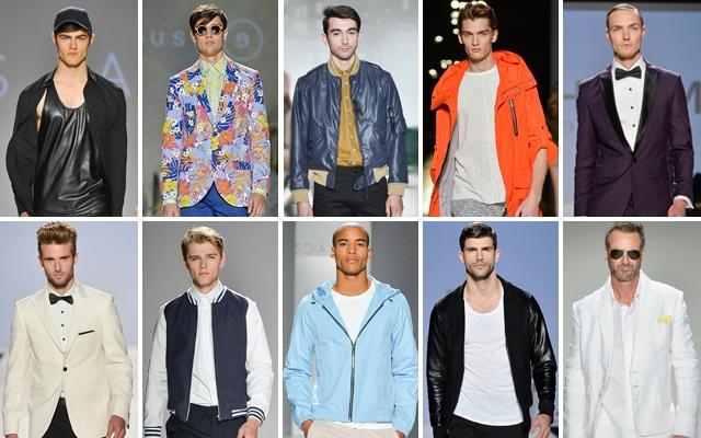 Spring/Summer 2014 Menswear Highlights From World MasterCard Fashion Week In Toronto