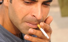 Last year, 20.3% of Canadians reported they smoke daily or occasionally (Photo credit: ansar80/Shutterstock)