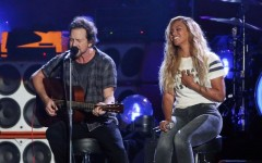 Above: Watch Eddie Vedder and Beyonce duet on Bob Marley's 'Redemption Song'