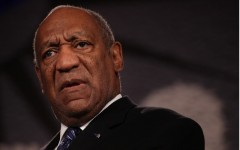 Above: Rape allegations continue to mount against Bill Cosby