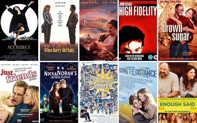 Our 10 underrated romantic movies