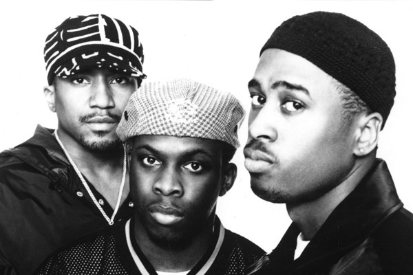 Above: A Tribe Called Quest