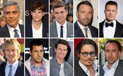 Above: 10 of the most overrated actors in Hollywood