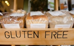 Above: Get the truth about gluten and wheat products (Photo: ChameleonsEye/Shutterstock)