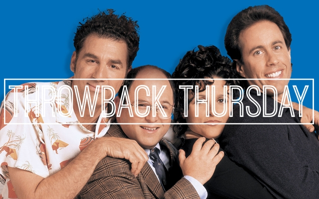 Seinfeld originally ran for nine seasons on NBC from July 5, 1989, to May 14, 1998