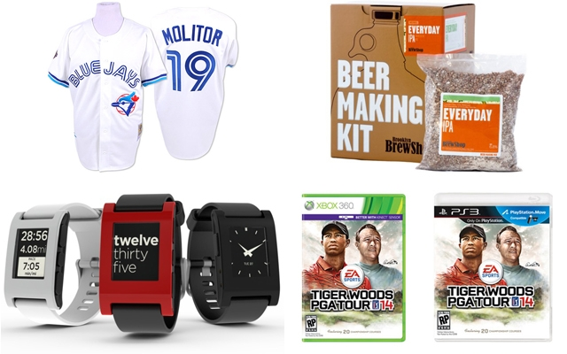 10 last minute gifts for Father's Day