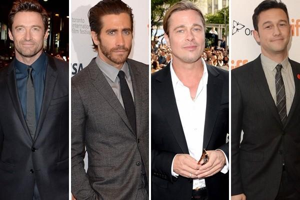 Toronto International Film Festival 2013: Men On The Red Carpet