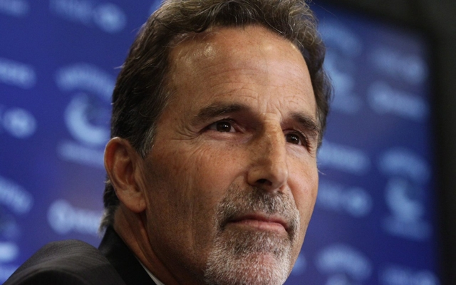 Above: Vancouver Canucks fire coach John Tortorella after one season at helm